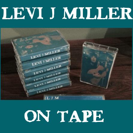"Image of ""LJM ON TAPE"" Cassette Tape"