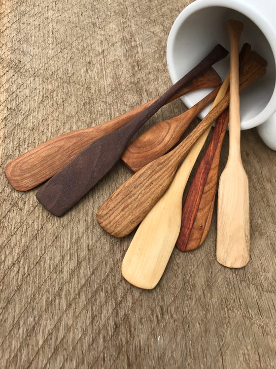 Image of Canoe paddle stir sticks