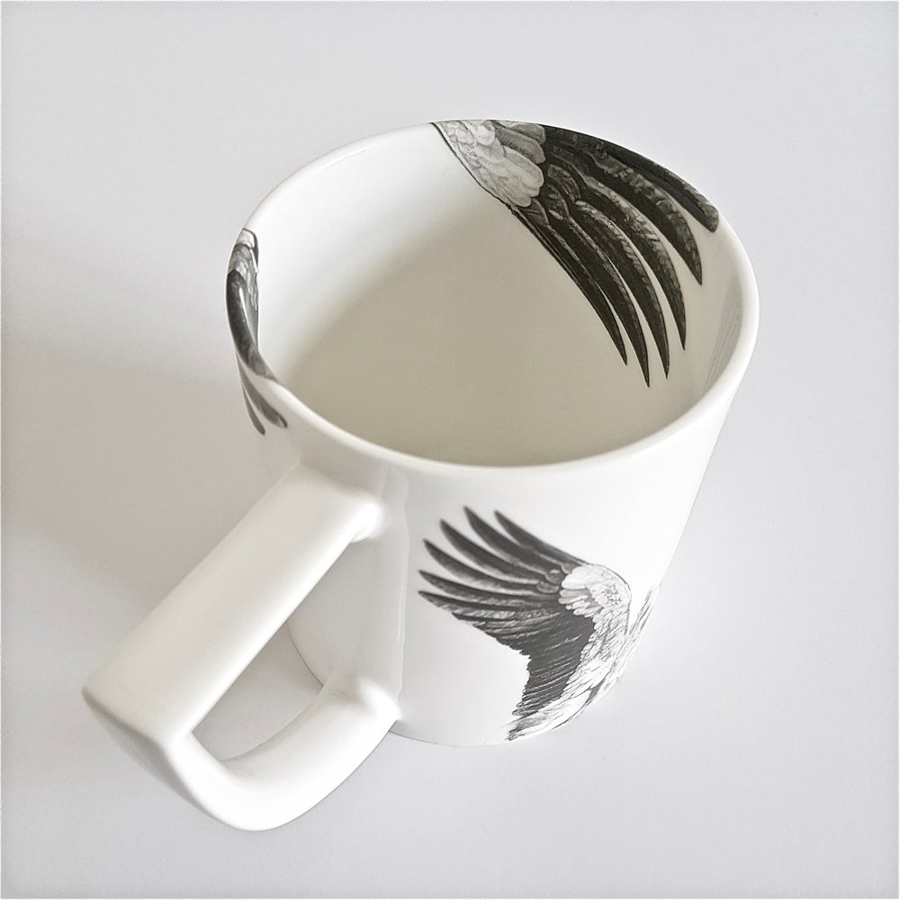 Image of SWEET FINE ENGLISH BONE CHINA MUG