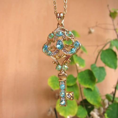 Image of Key of Atlantis necklace