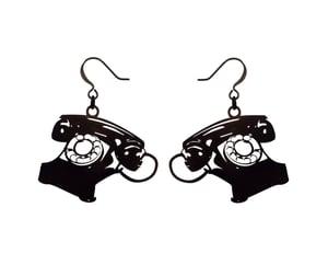 Image of Dreyfus Phone Earrings