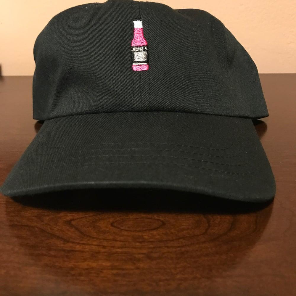 Image of Siplean Dirty Jones Dad Hat Black