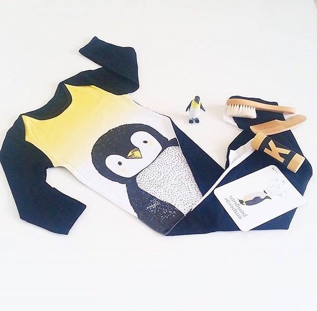 Image of Happy Feet - Penguin Sleeping Sack