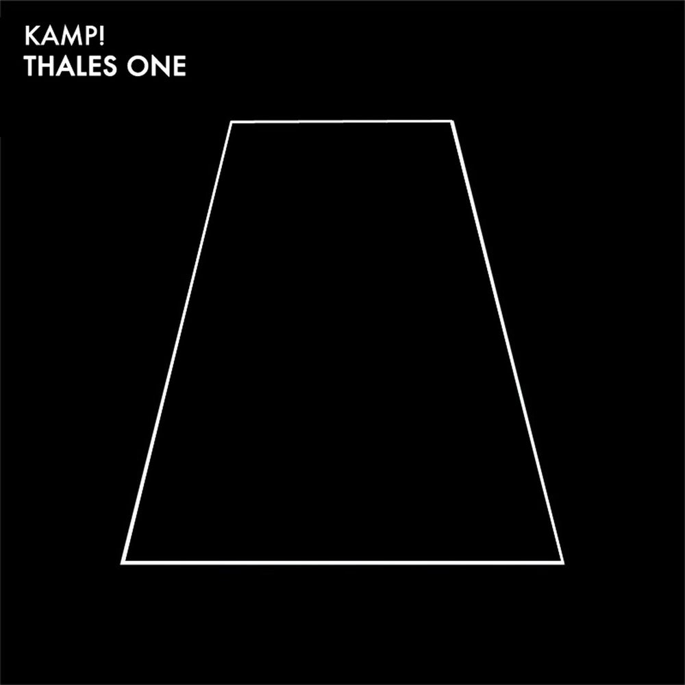 Image of [CD] Kamp! - Thales One / Breaking a ghost's heart