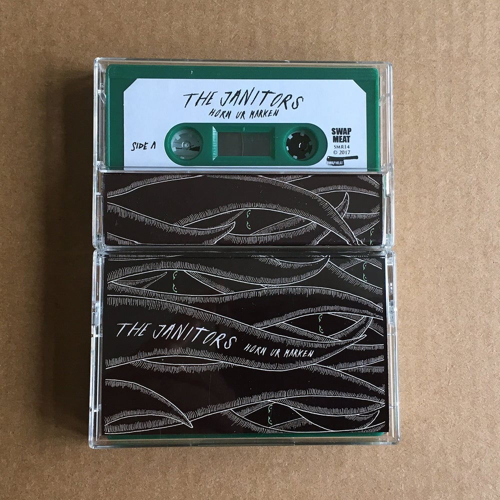 THE JANITORS 'Horn Ur Marken' Cassette & MP3
