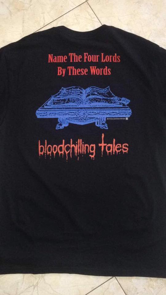 Image of Sorcery - Bloodchilling Tales