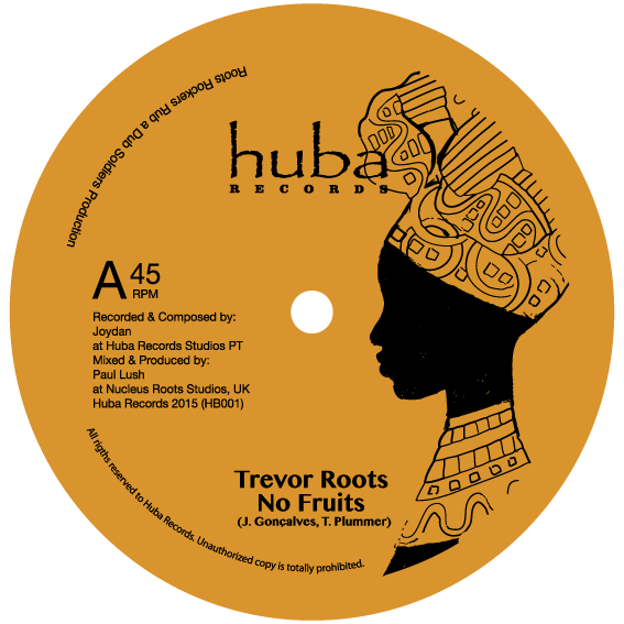 Image of 7'' Vinyl - No Fruits feat Trevor Roots