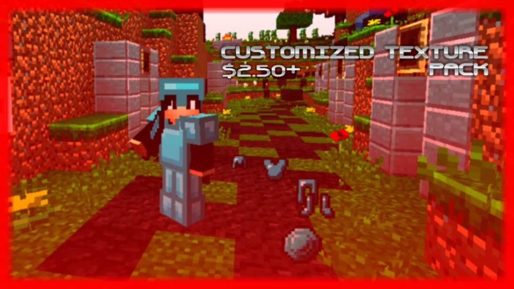 Image of Customized Texture Pack