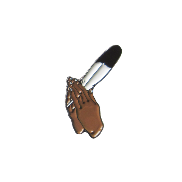 Image of Prayer Lapel Pin