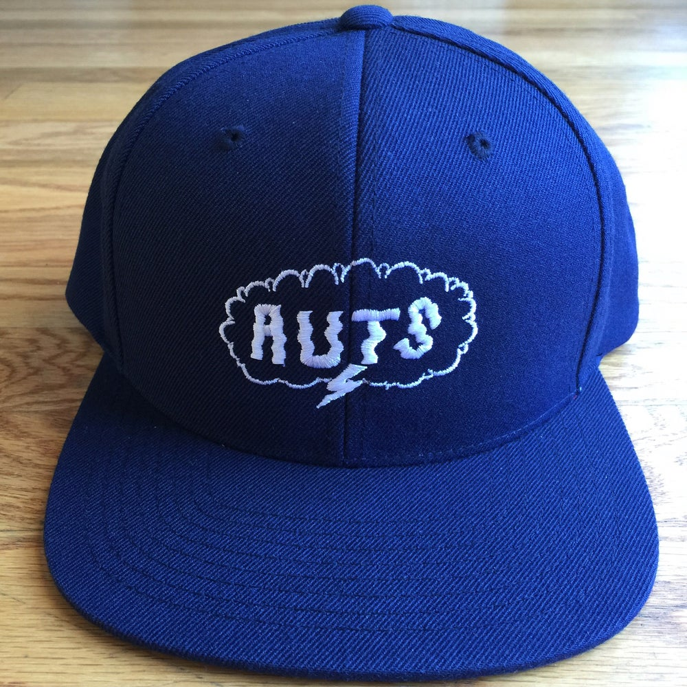 Image of Always Up To Something SnapBack Hat