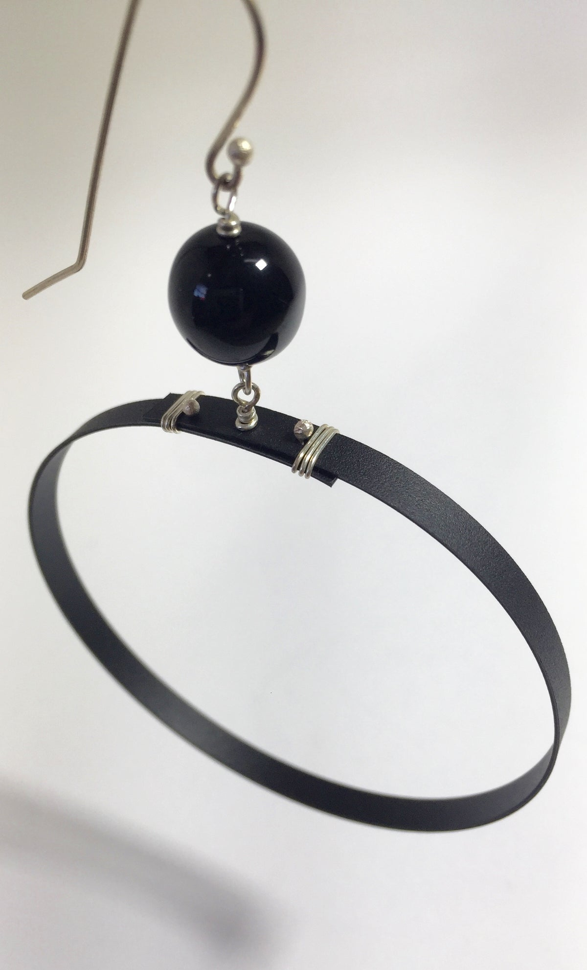 Image of Hoop - earrings