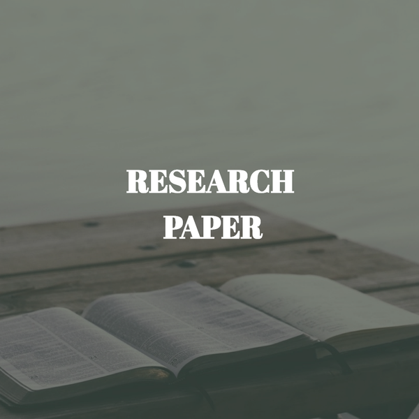 Image of Research Paper(any topic)