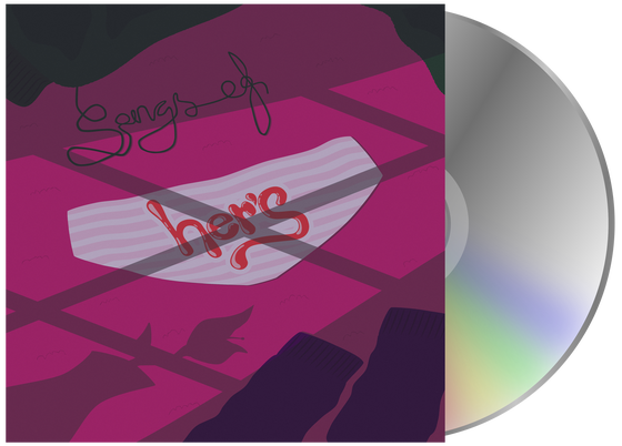 Image of Her's - 'Songs of Her's' CD