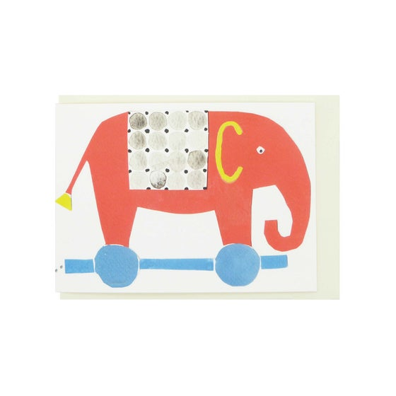 Image of Elephants Card