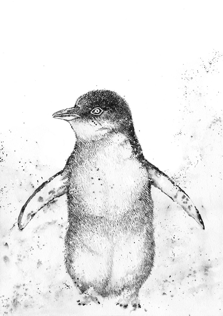 Image of Phillip - the Fairy Penguin - FREE SHIPPING
