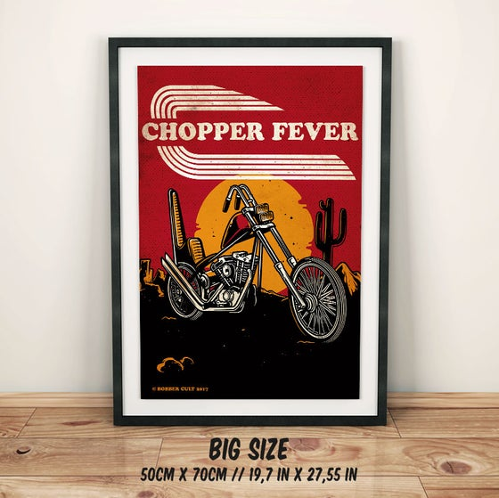 Image of Chopper Fever