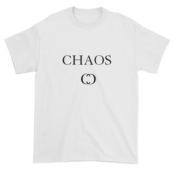 "Image of ""Gucci"" Style Chaos Shirt"