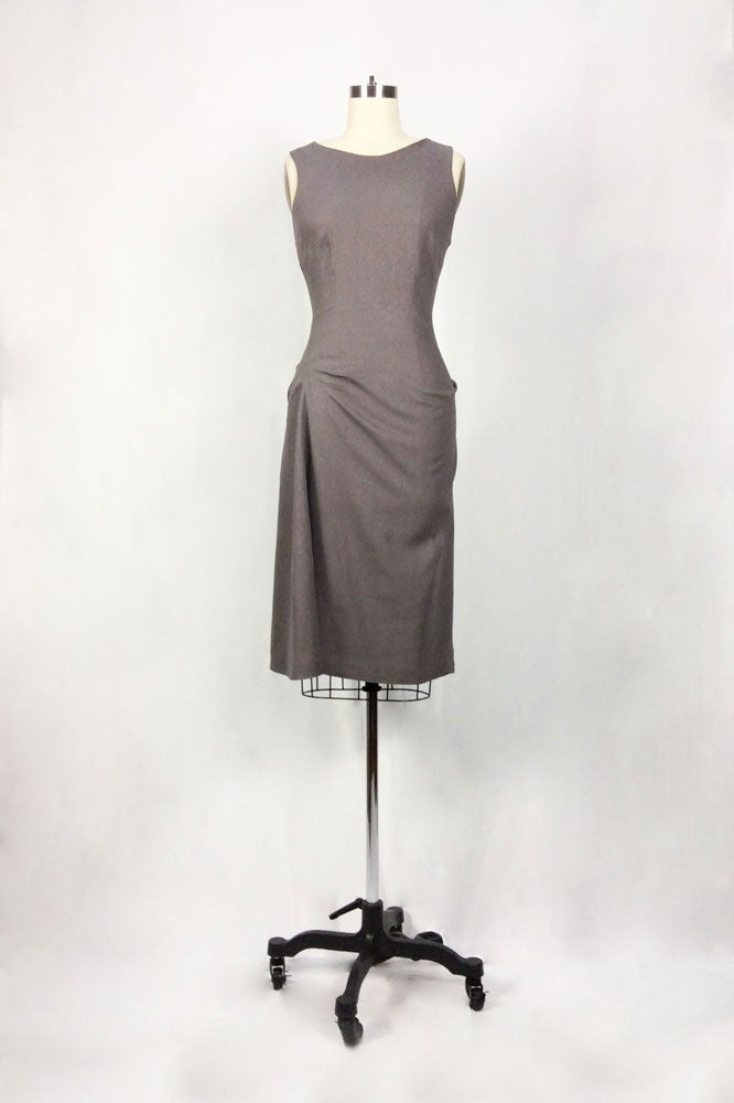 Image of Athenea Dress (Gray)