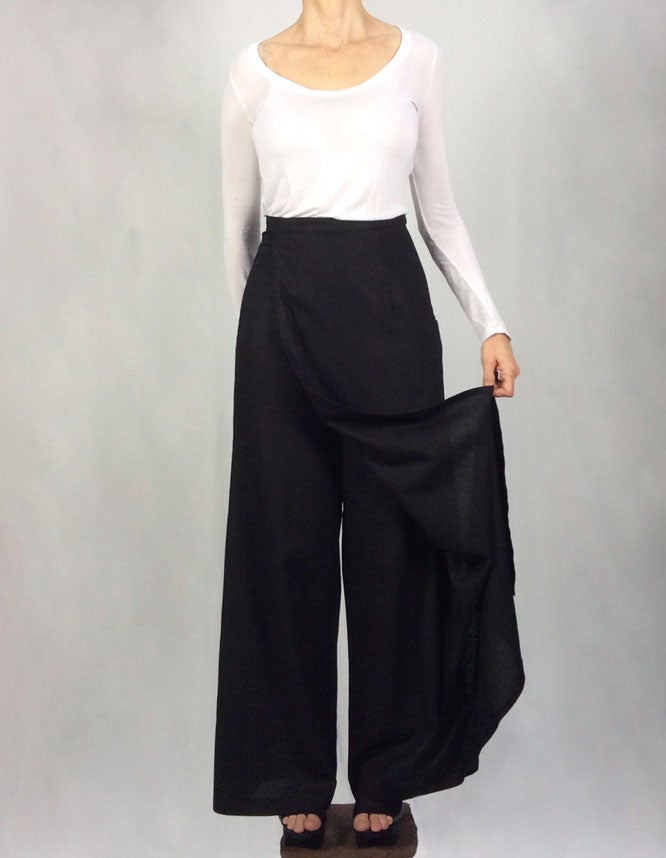 Image of Empire Pant (Black)
