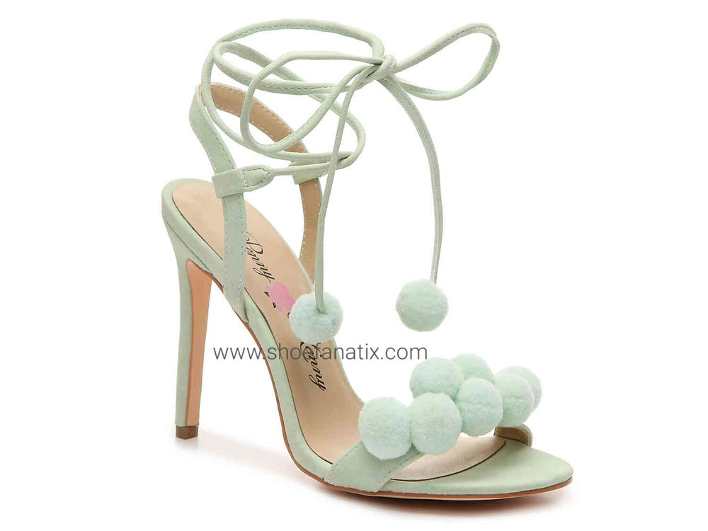 Image of Darling Pom Pom Heel