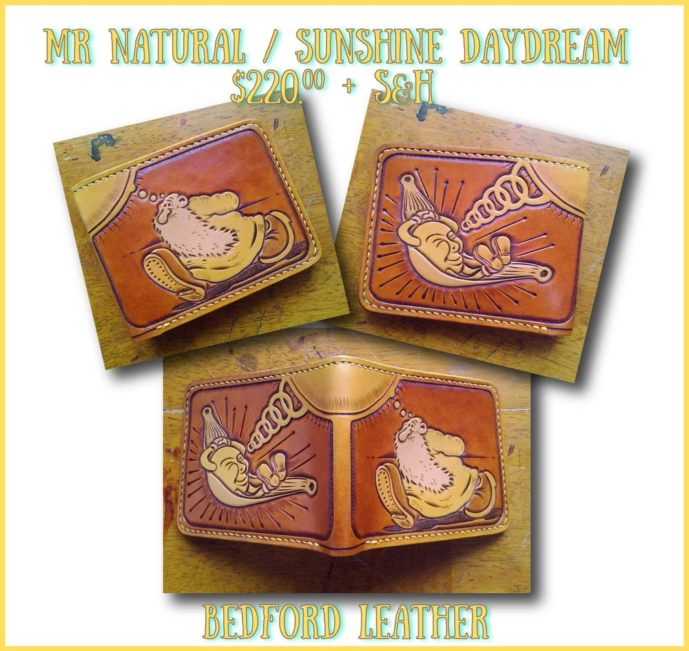 Image of Mr Natural and Sunshine Daydream