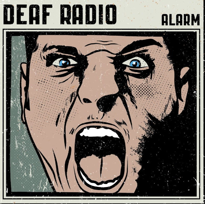 Image of Deaf Radio - Alarm (limited digipak) FREE SHIPPING