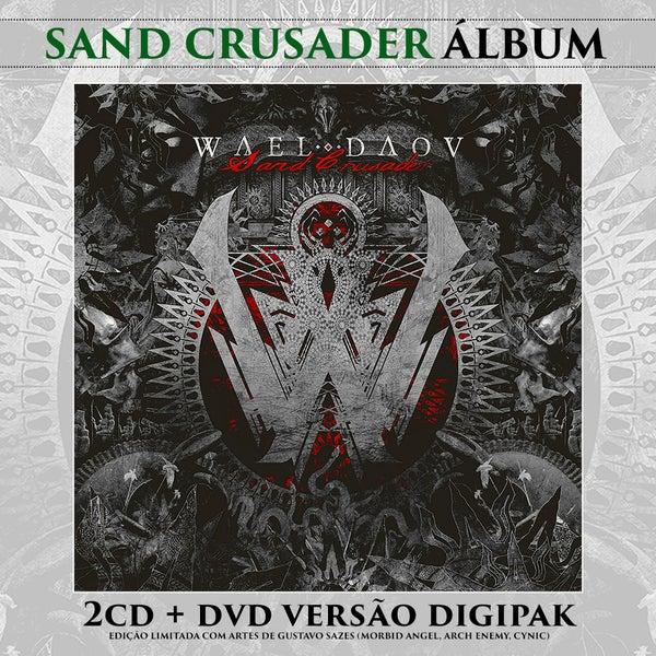 Image of SAND CRUSADER álbum