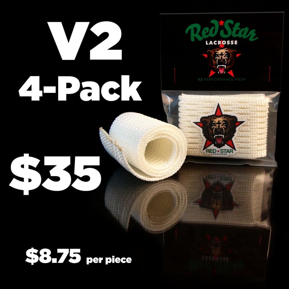 Image of Red Star V2 4-Pack