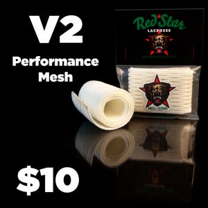 Image of Red Star V2 Performance Mesh