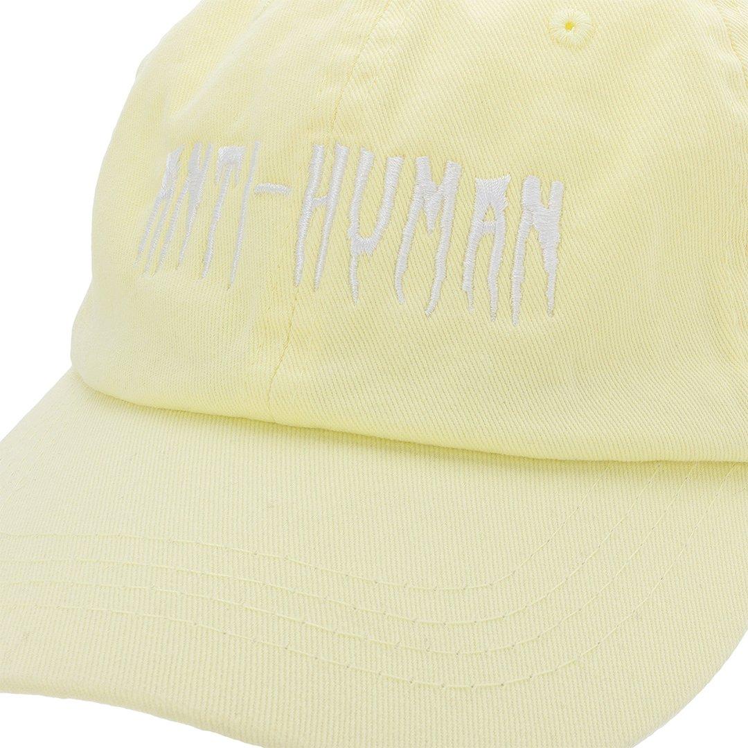 Image of Gorra Anti-Human amarilla