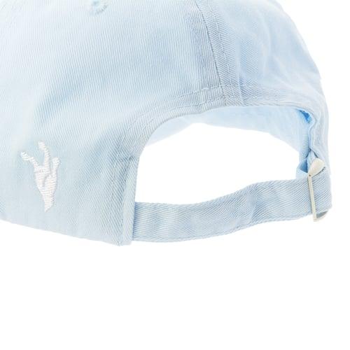 Image of Gorra Anti-Human Azul Pastel