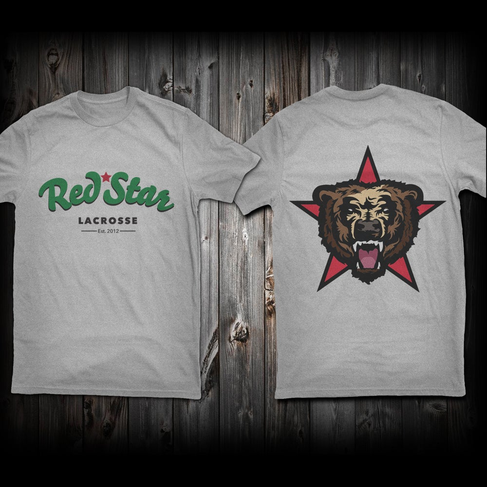 Image of Red Star Logo Combo