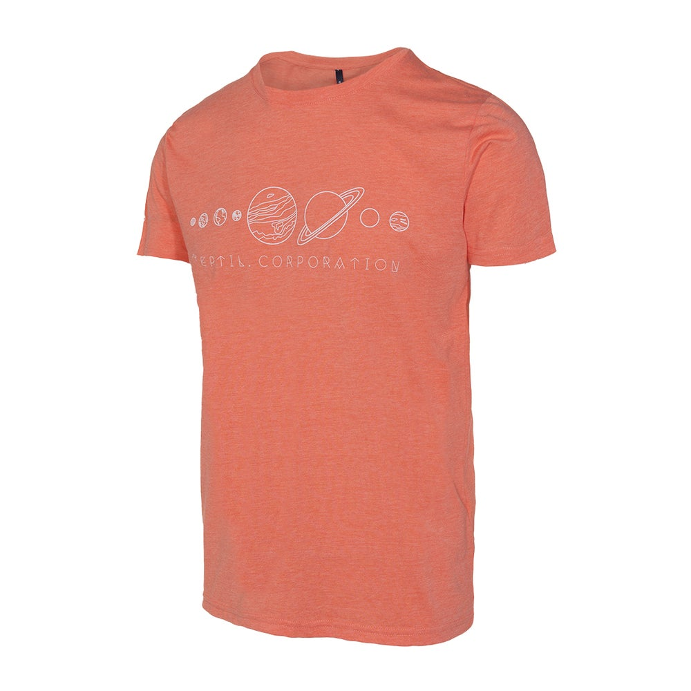 Image of Camiseta PLANETS Coral Marl