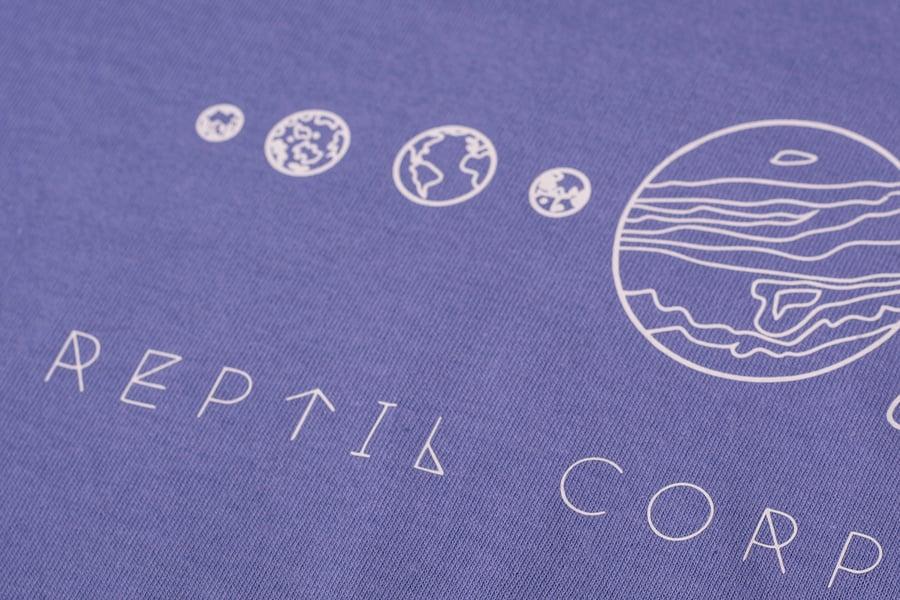Image of Camiseta PLANETS Violeta