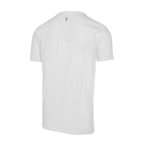 Image of Camiseta Reptil. Corp Basic White & MultiGlitter