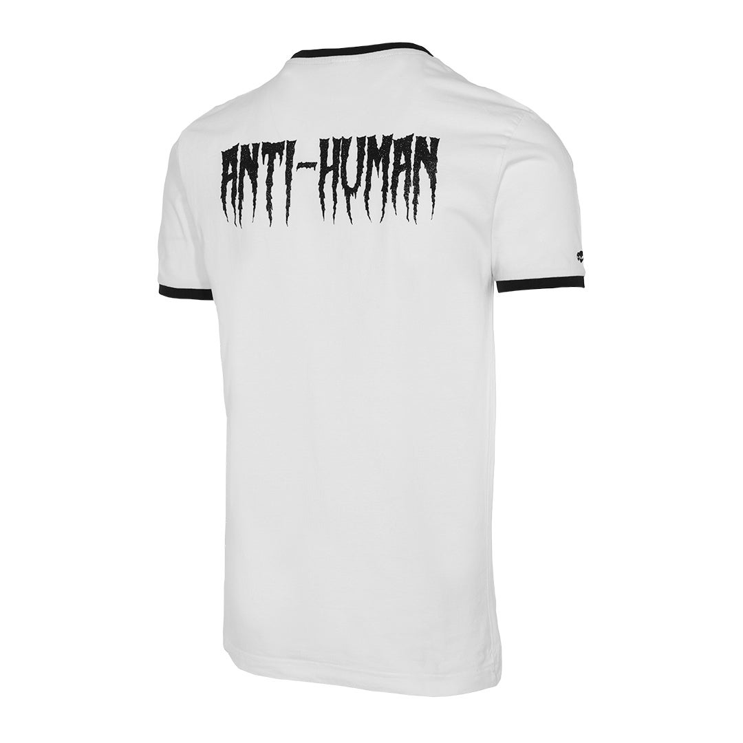 Image of Camiseta Space Anti-Human White