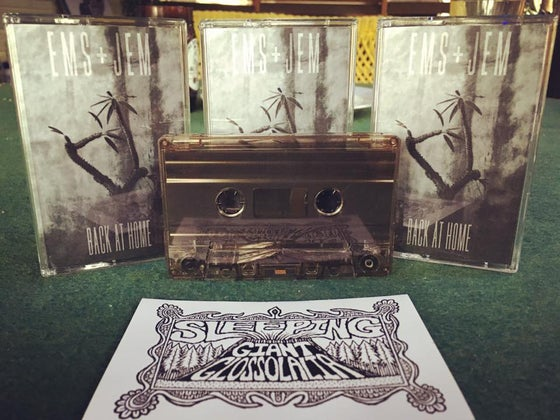Image of EMS + JEM: Back at Home Cassette