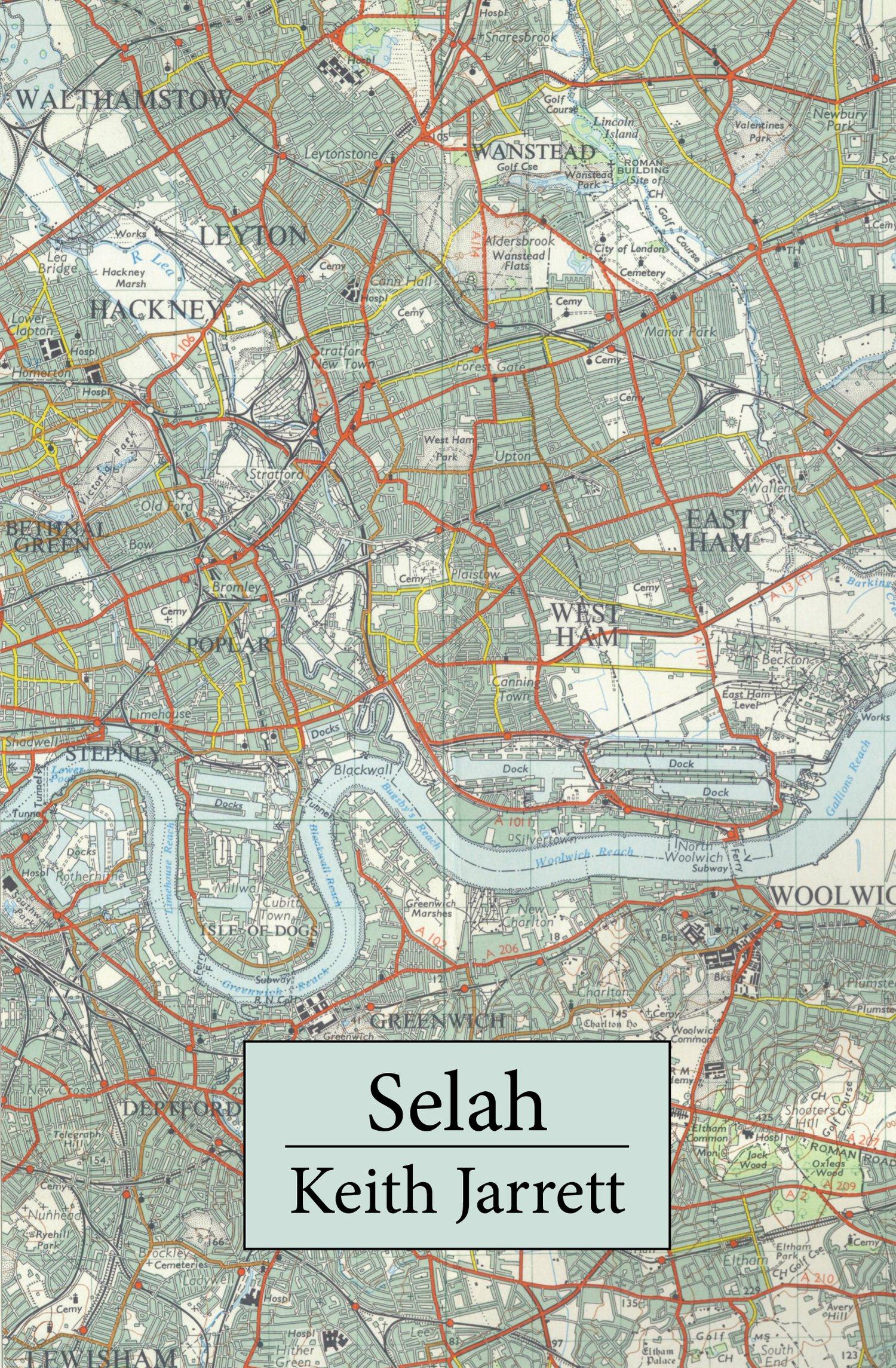 Image of Selah by Keith Jarrett