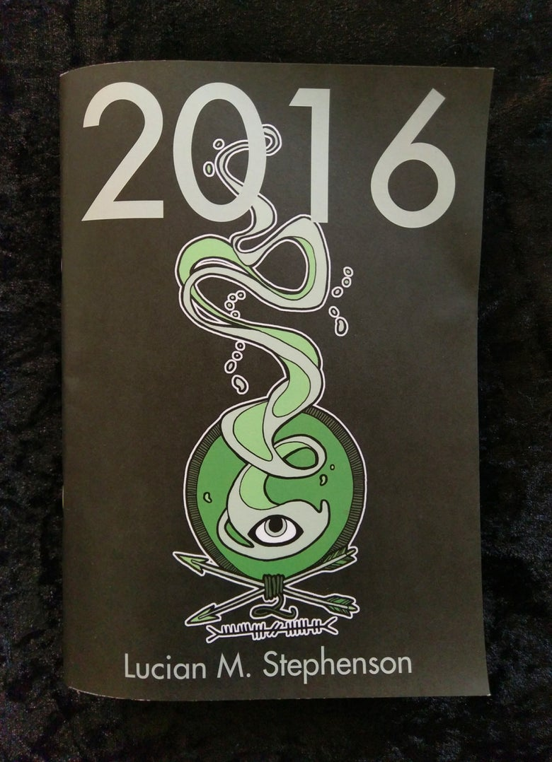 Image of 2016 Artbook