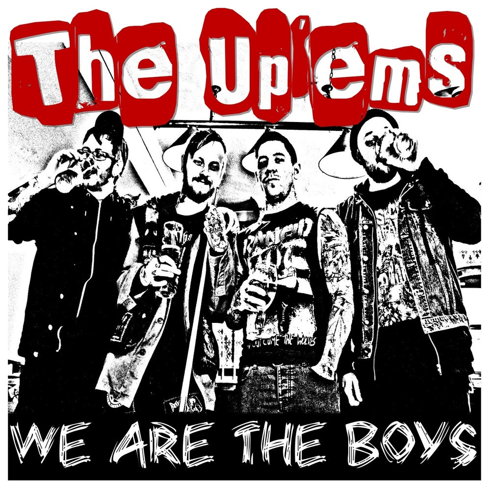 Image of WE ARE THE BOYS E.P