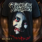 """Image of """"Maimed In Chelsea"""" Tee"""
