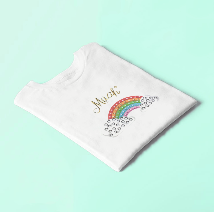 Image of T-SHIRT Arcobaleno