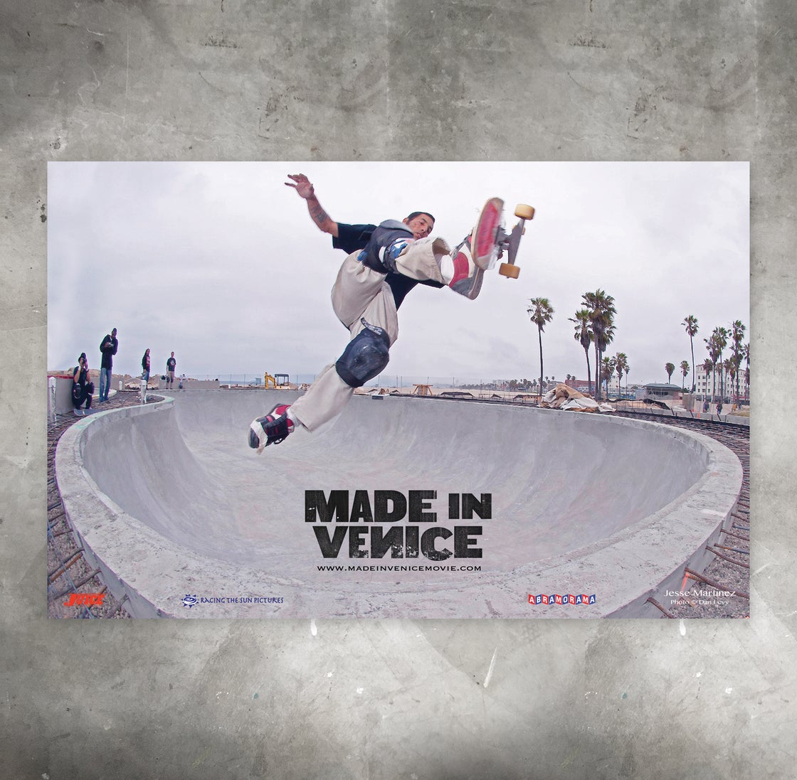 Image of Special Edition Poster Featuring Jesse Martinez – 11″ x 17″
