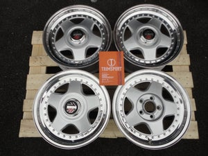 "Image of Genuine MOMO R3 16"" 5x112 3-Piece Split Rim Alloy Wheels"
