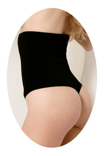 Image of BOGO *FREE* BUNDLE HIGH WAISTED THONG & BUTT LIFTER BOY SHORT