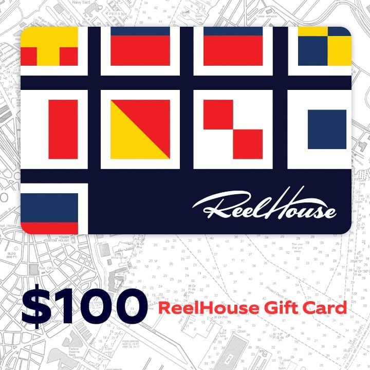 Image of $100 ReelHouse Gift Card