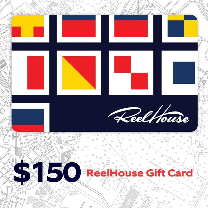Image of $150 ReelHouse Gift Card