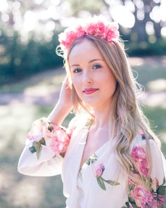Image of Customised Flowercrown
