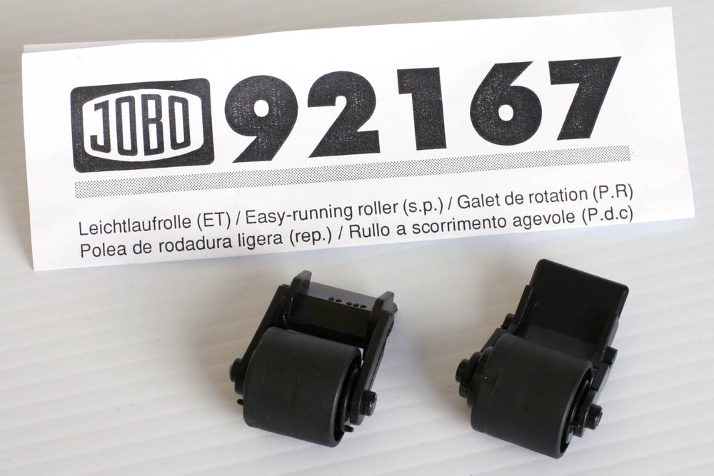 Image of Jobo Easy Running Rollers and Extension Arms (#92167)