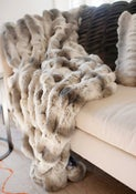 Image of Fur Throw Deluxe 60x72